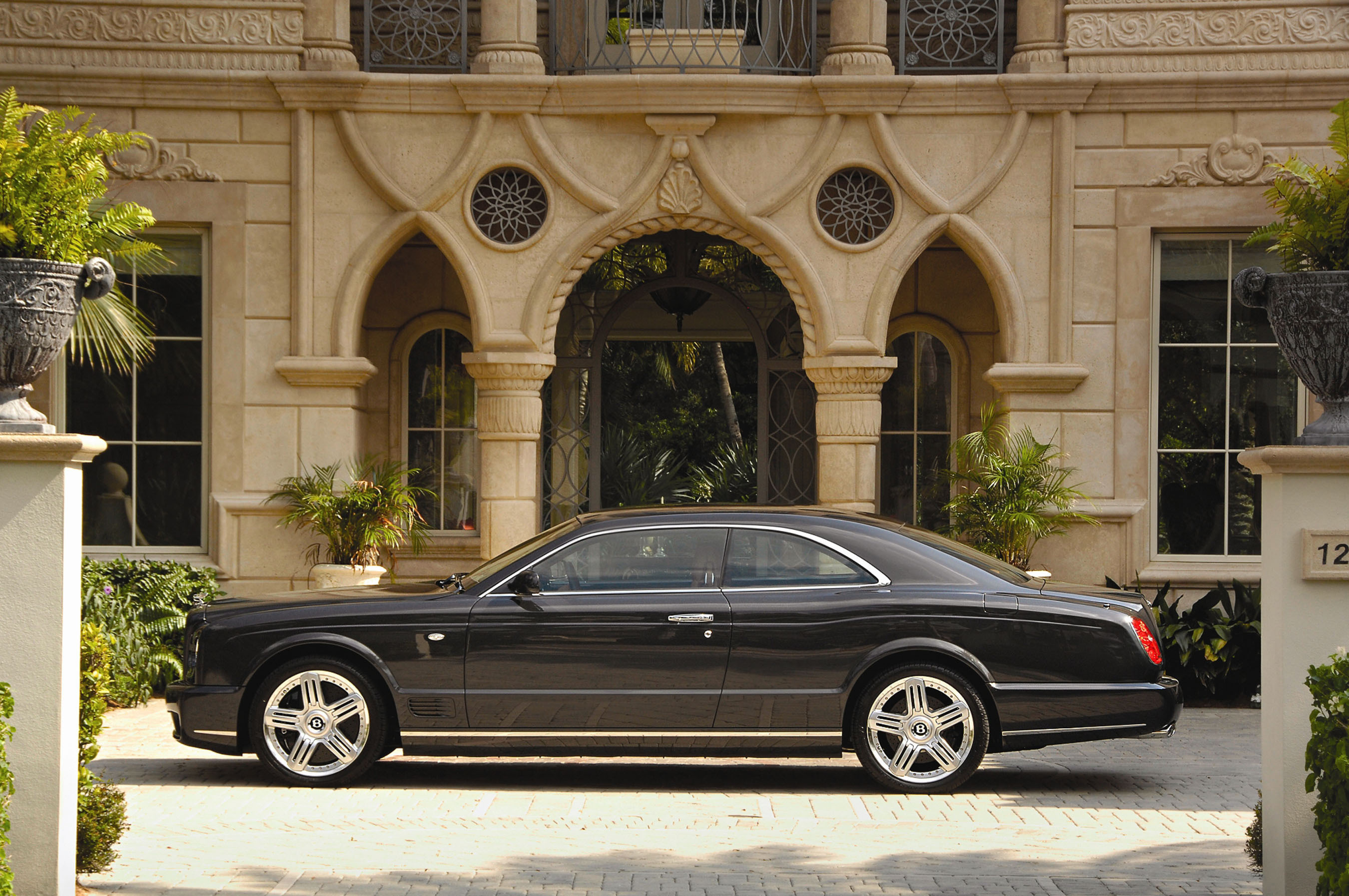 bentley wallpaper (Bentley Brooklands)