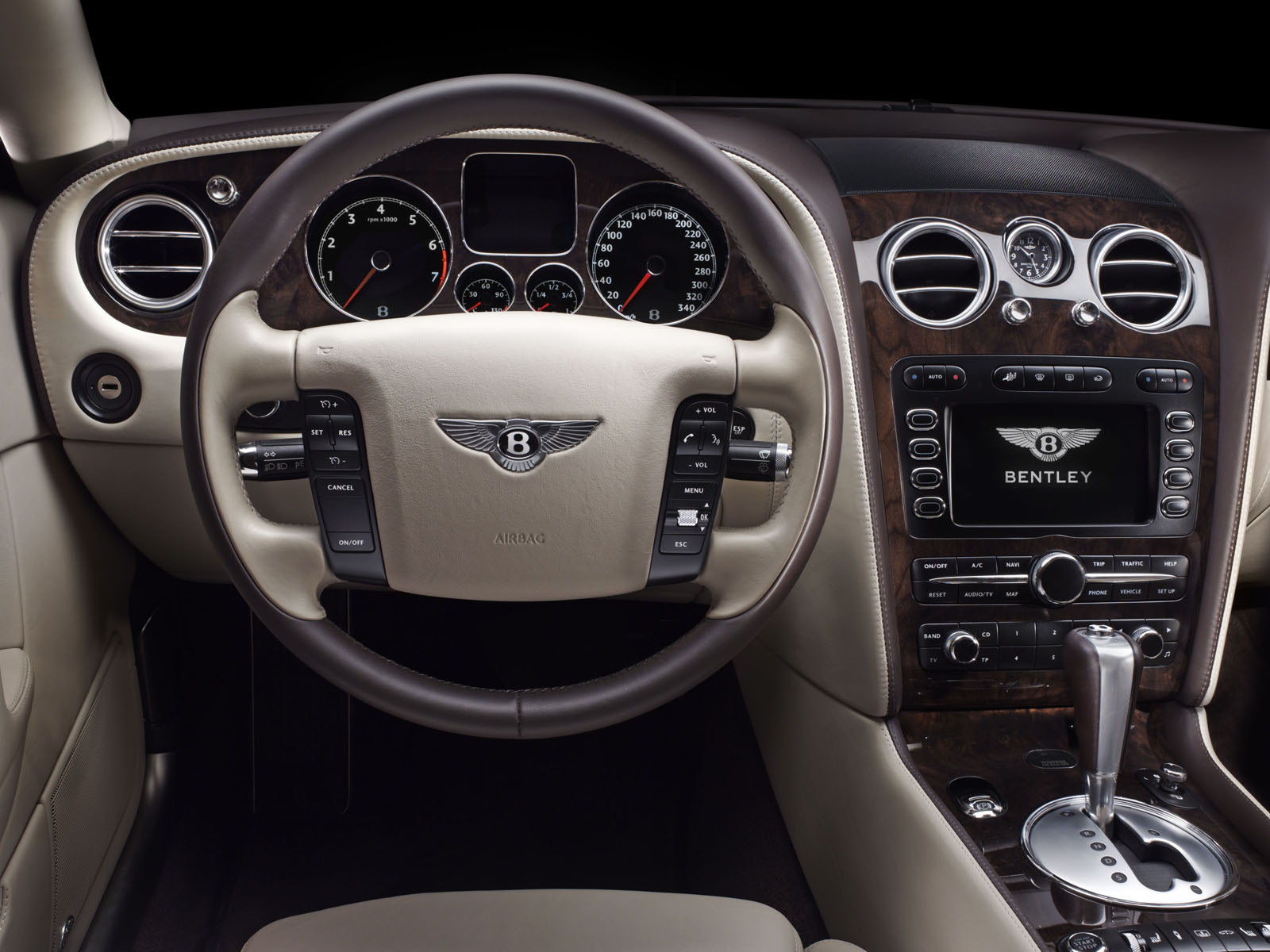 bentley wallpaper (Bentley Continental Flying Spur)