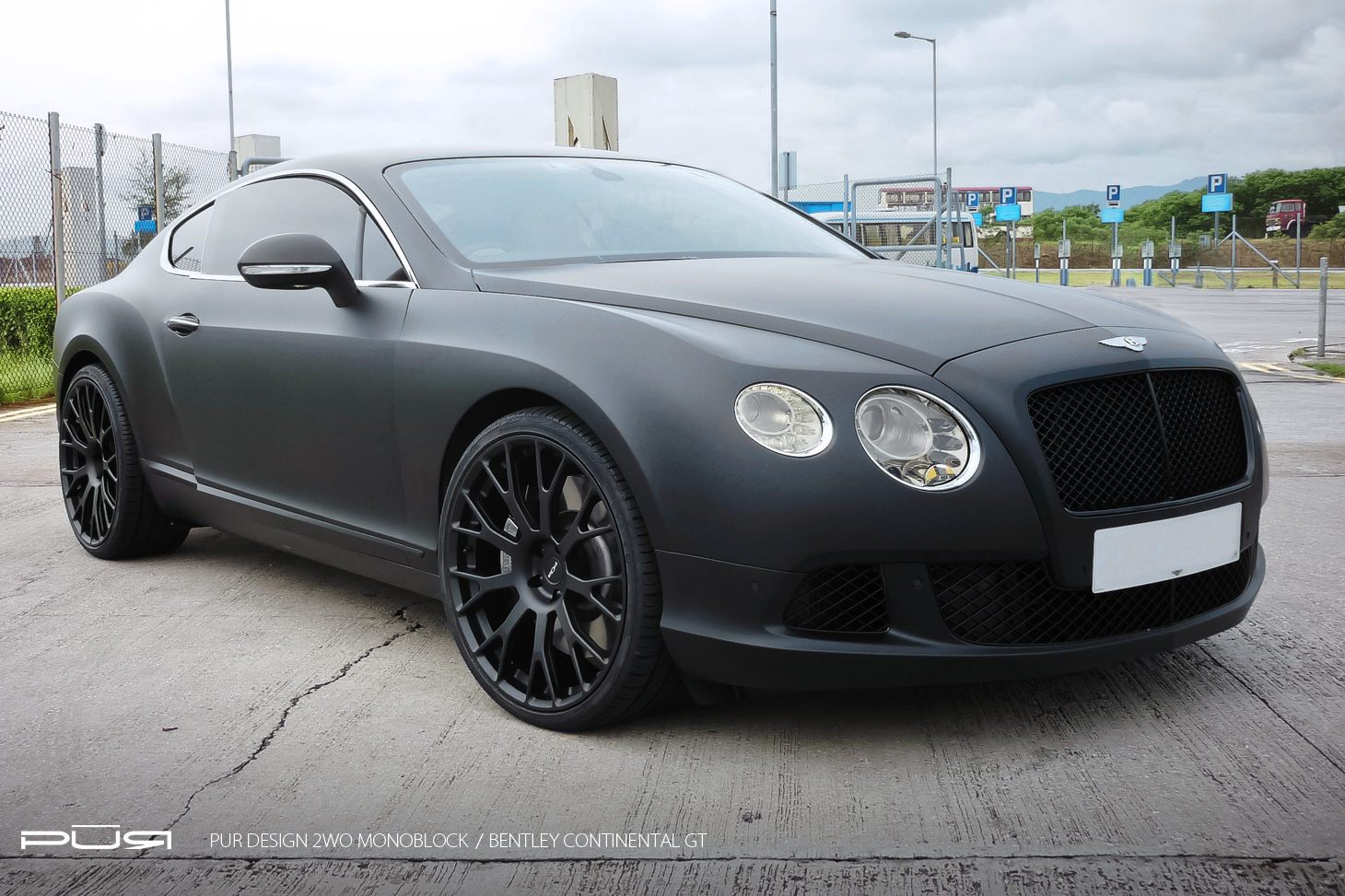 bentley wallpaper (Bentley Continental GT)