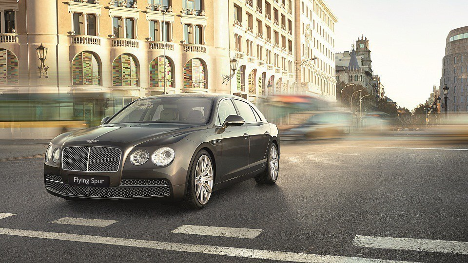 bentley wallpaper (bentley flying spur)
