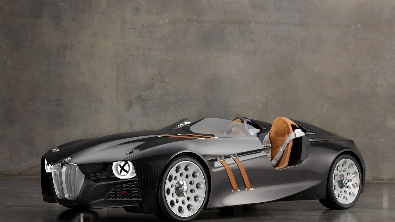 BMW 1600 CABRIOLET black