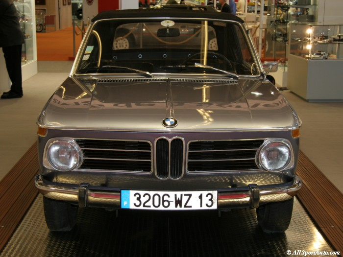 BMW 1600 CABRIOLET engine