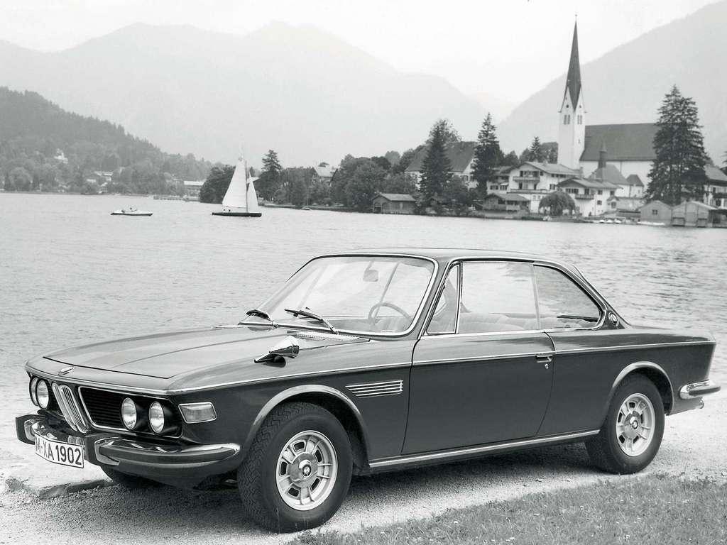 BMW 2800