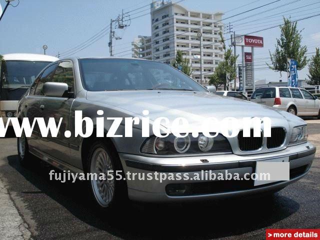 BMW 2800 silver