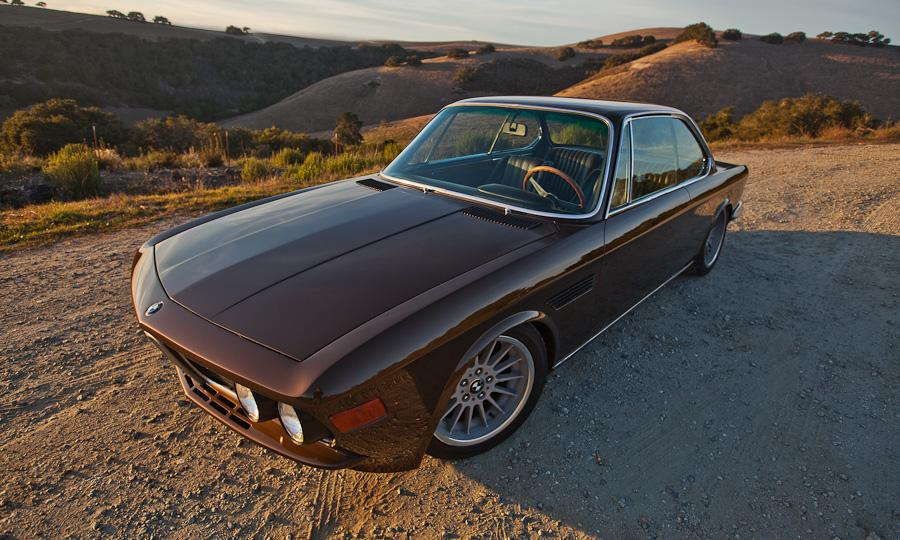BMW 2800CS brown