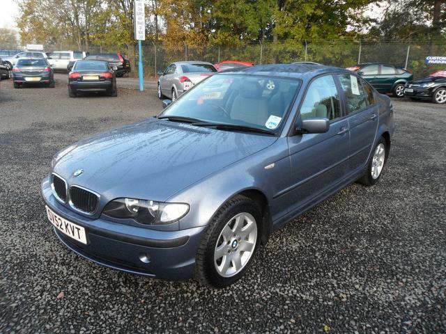 BMW 3 316I blue