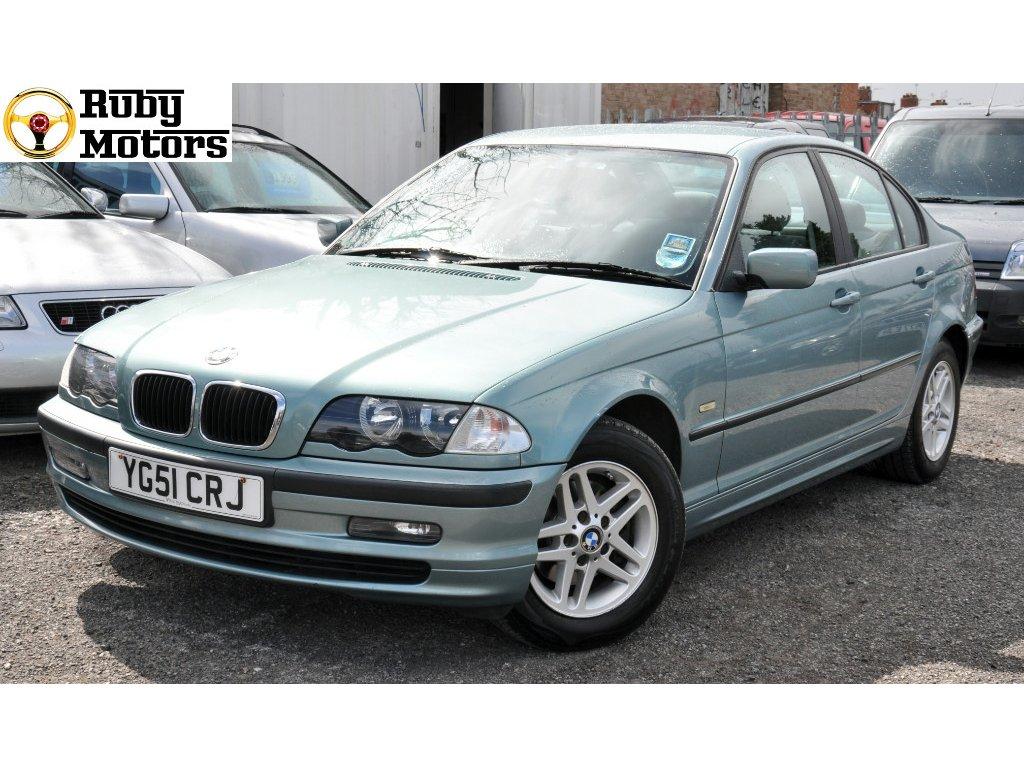 BMW 3 316I green