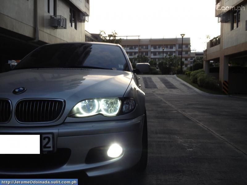 BMW 3 316I white