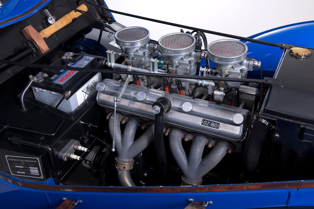 BMW 328 engine