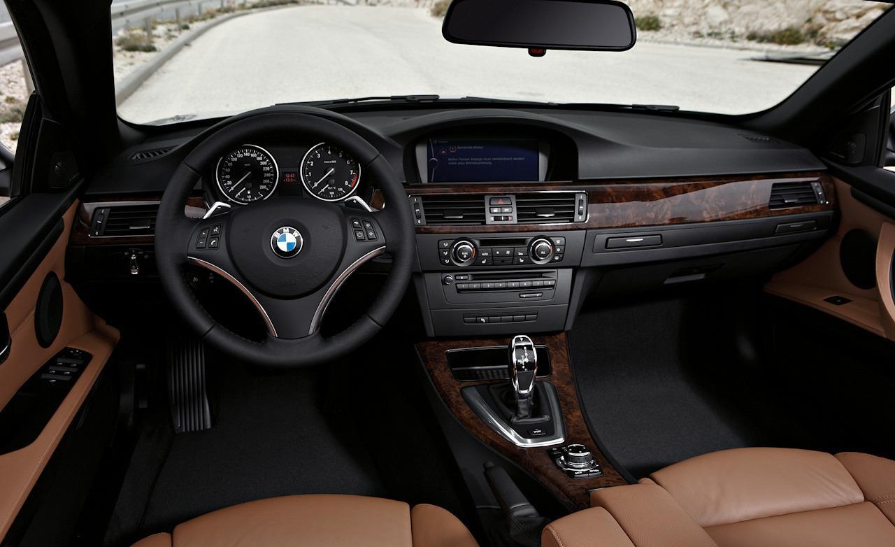 BMW 335 CABRIO interior