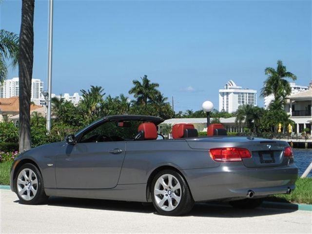 BMW 335 CABRIO silver