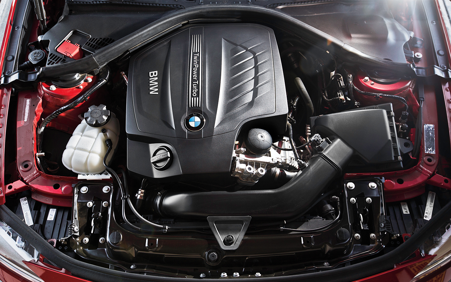BMW 335 engine