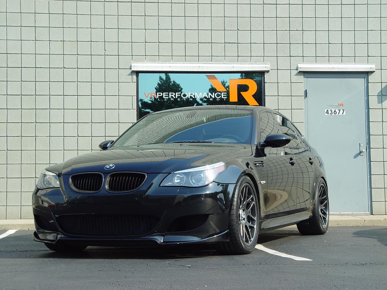 BMW 5 M5 black