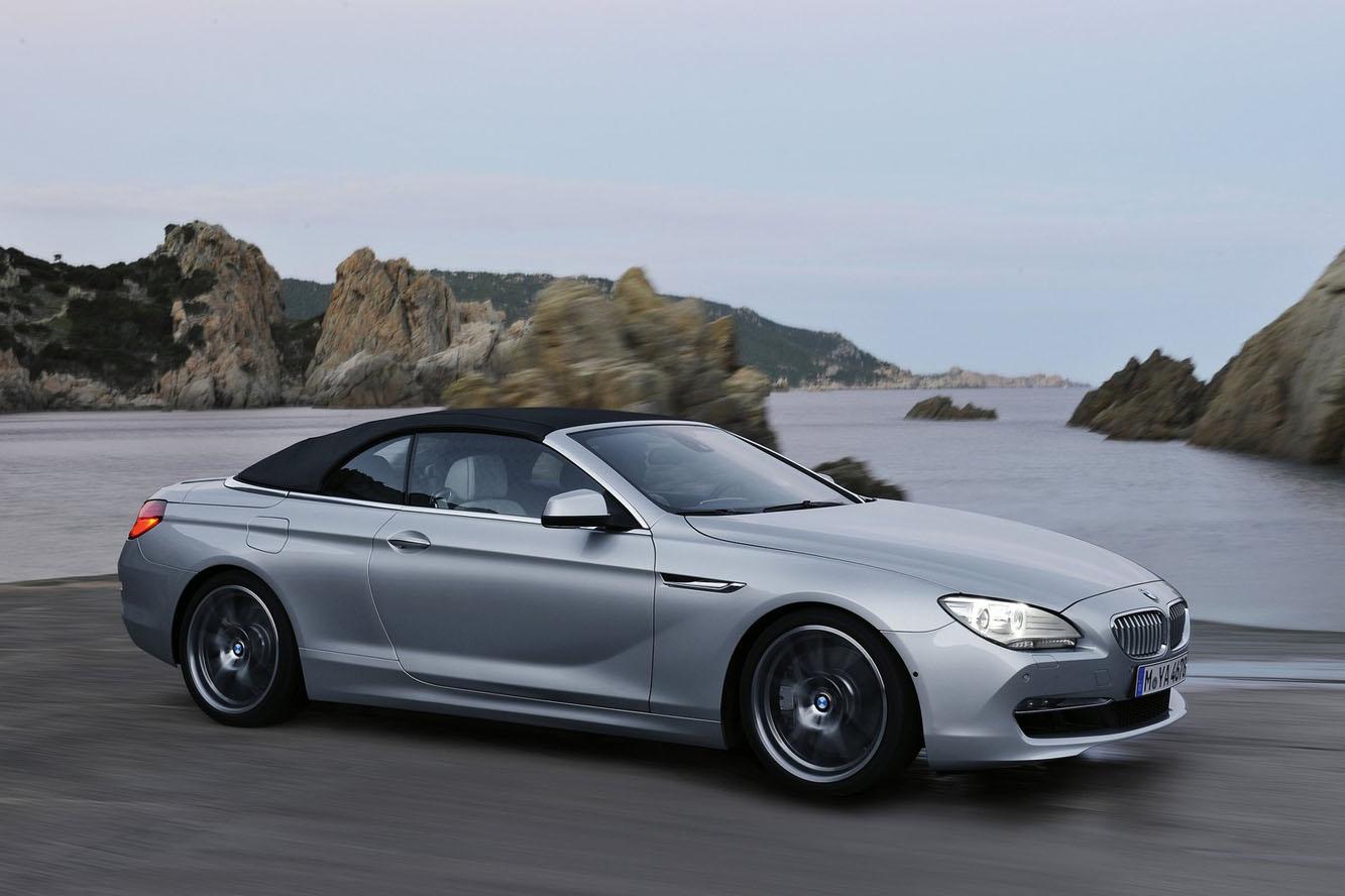 BMW 6 CABRIOLET