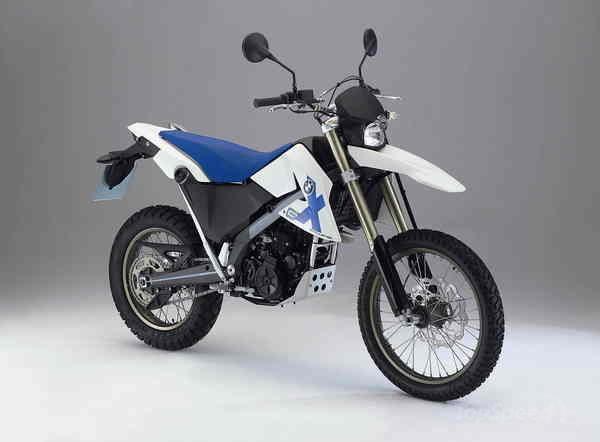 BMW 650 XCHALLENGE engine