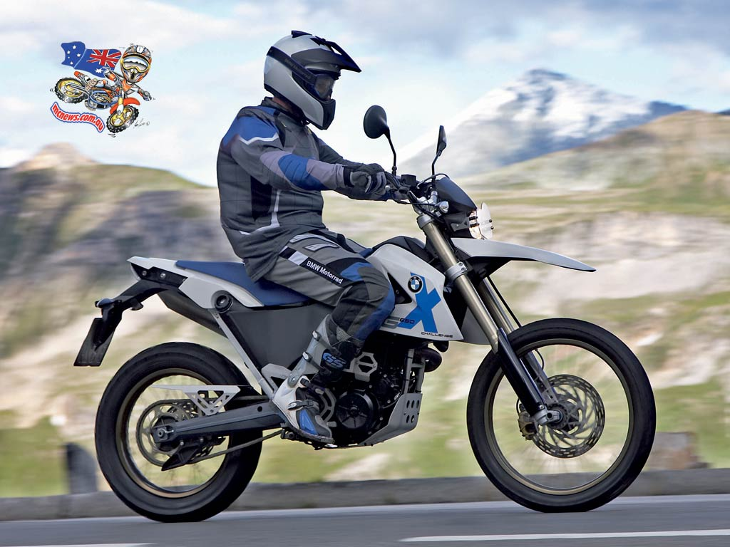 Bmw G650x Series Review And Photos