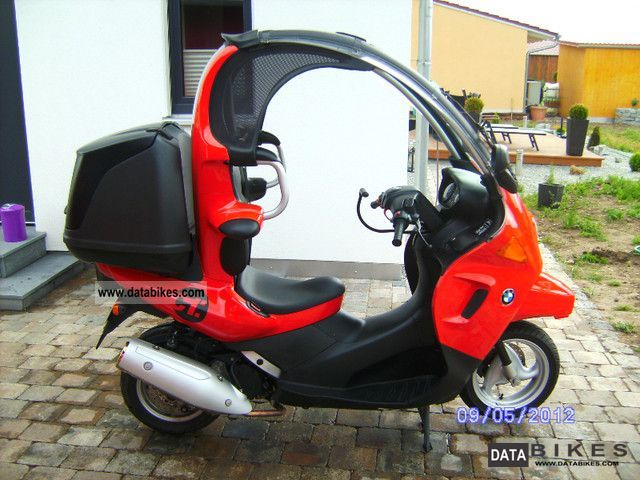 BMW C1 brown