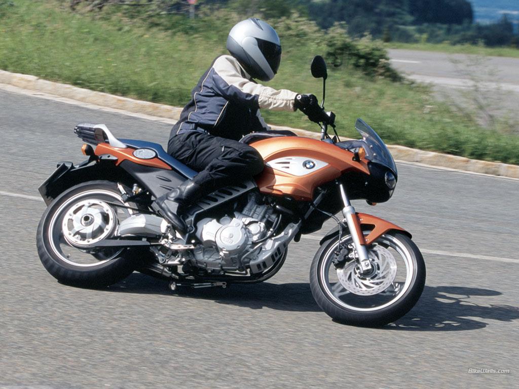 BMW F 650 CS