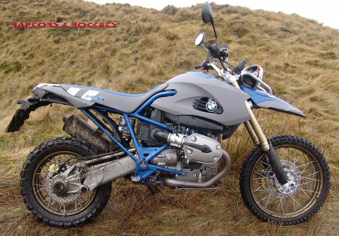 BMW HP2 ENDURO brown