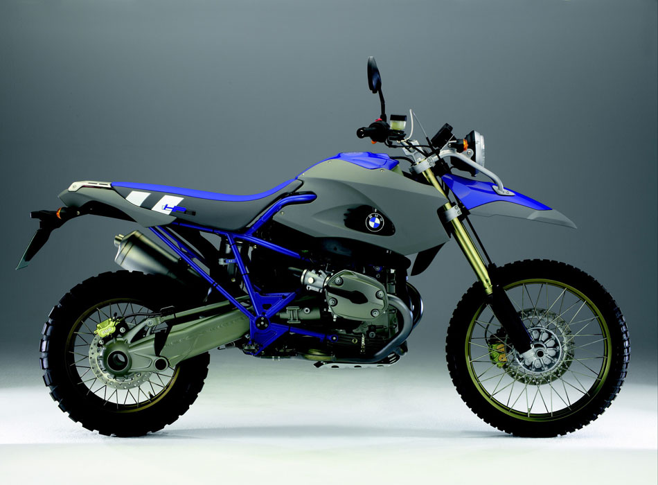 BMW HP2 ENDURO white
