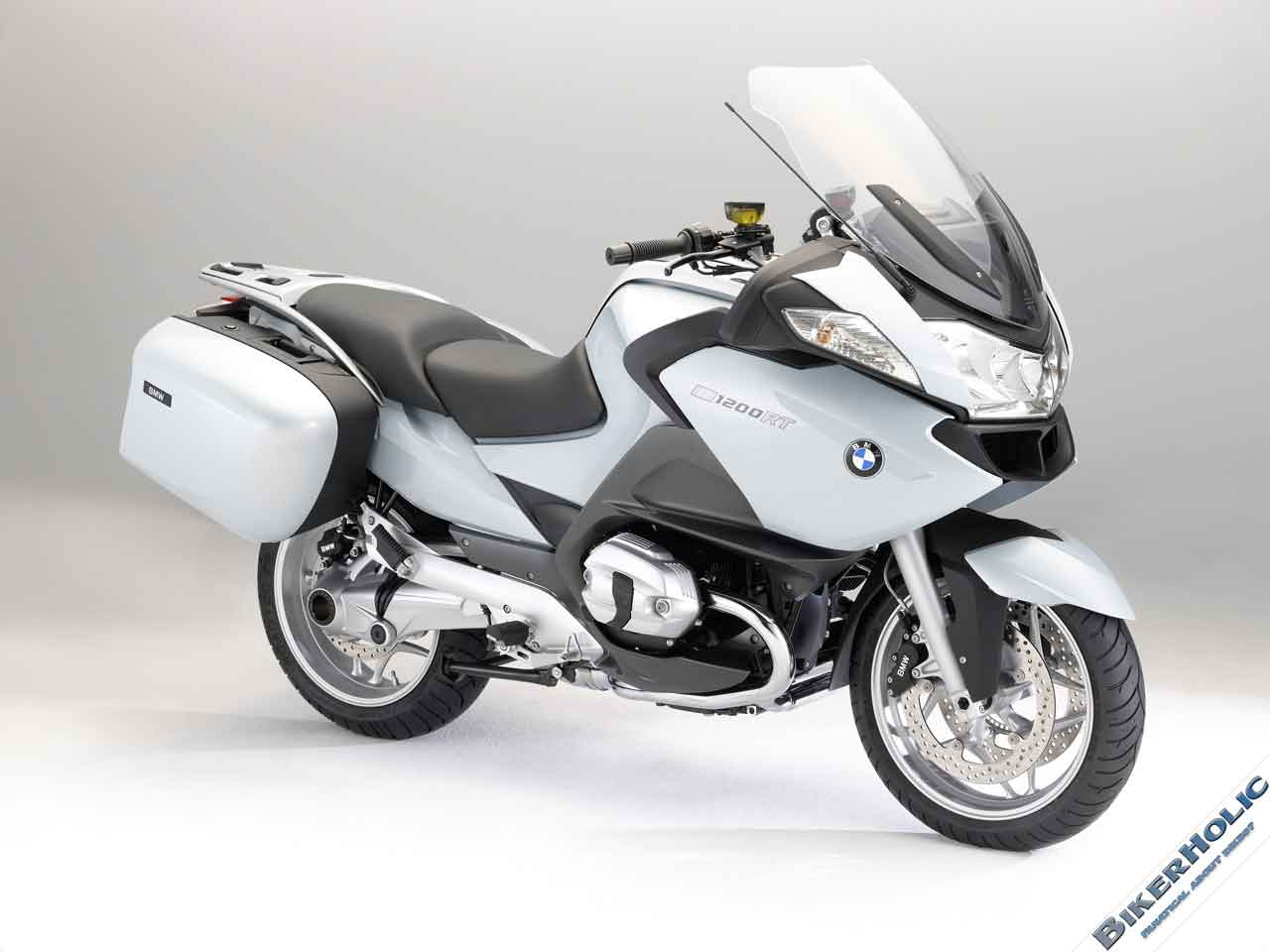 BMW K 1200 RT black