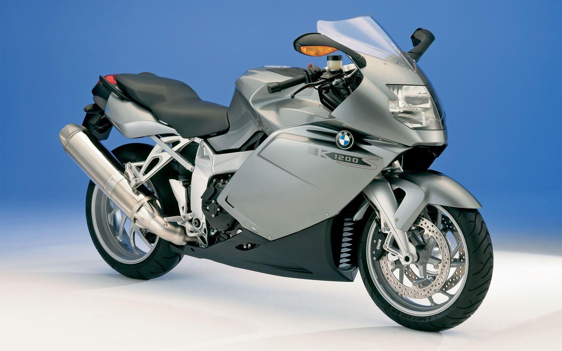 BMW K 1200 silver