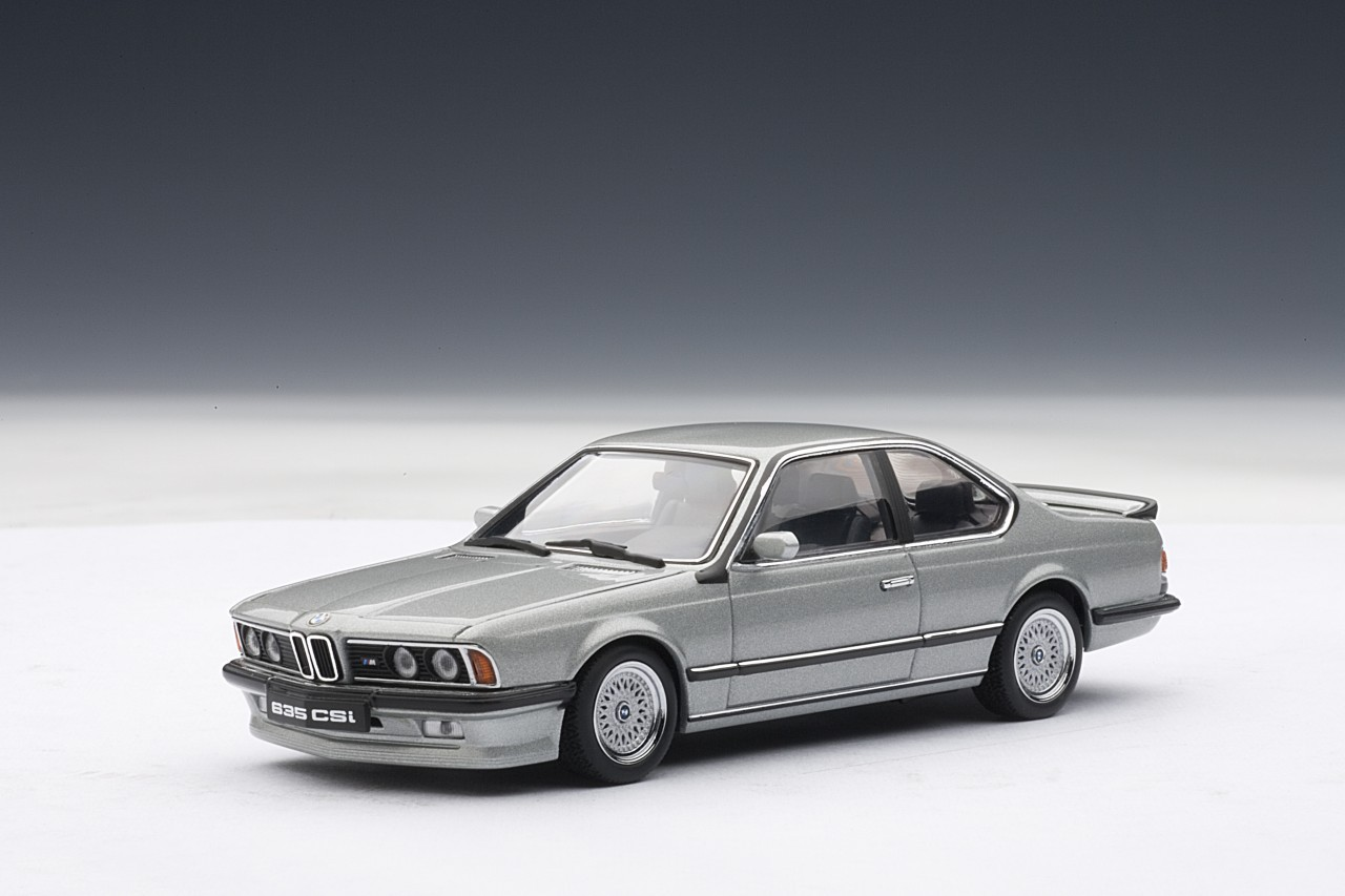 BMW M 635 silver