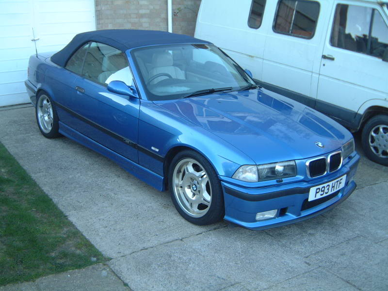BMW M Review And Photos - 1997 bmw m3 convertible