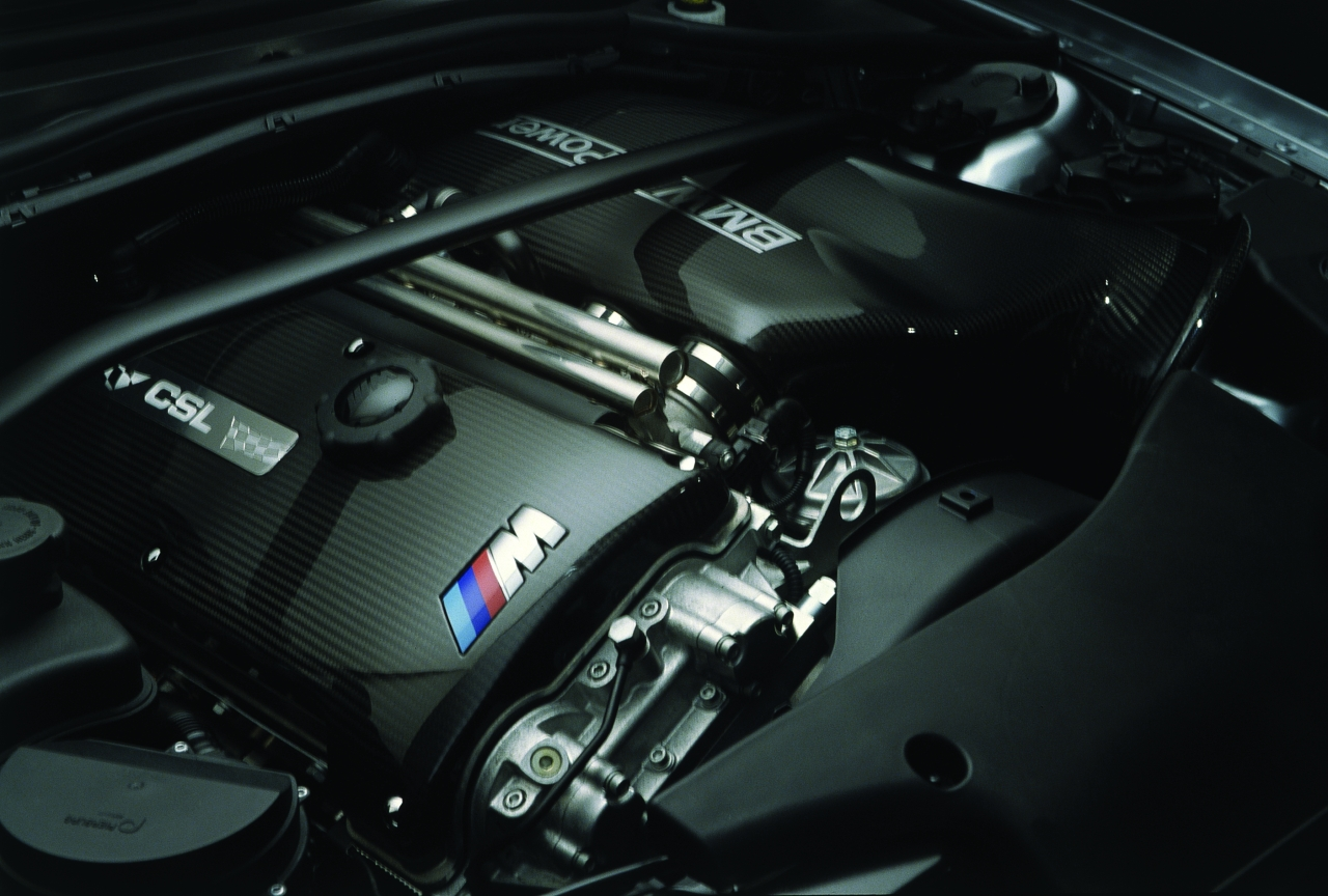 BMW M3 3.2 engine