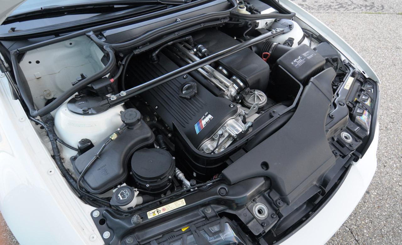BMW M3 3.2 interior