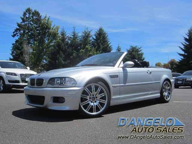 BMW M3 3.2 silver