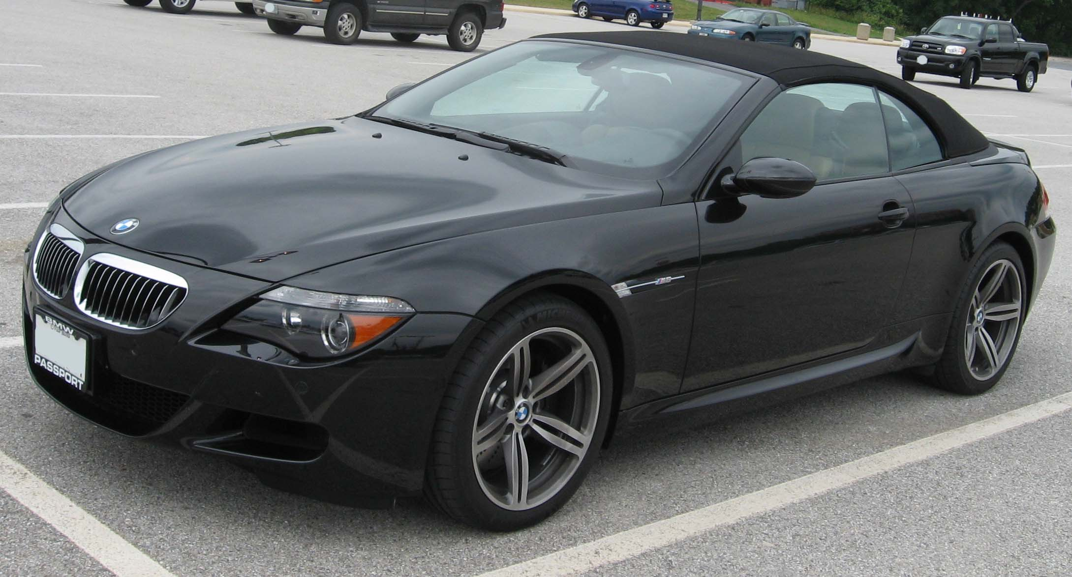 Worksheet. BMW M6  Review and photos