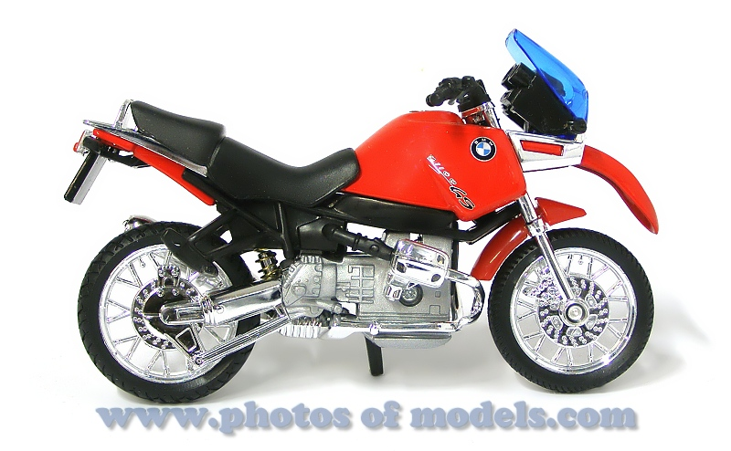 BMW R 1100 red