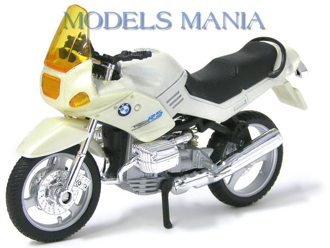 BMW R 1100 white