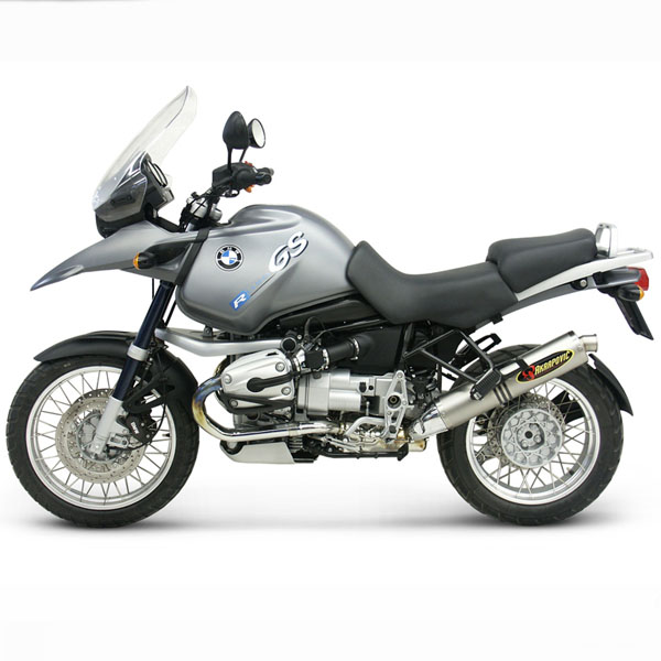 BMW R 1150 brown