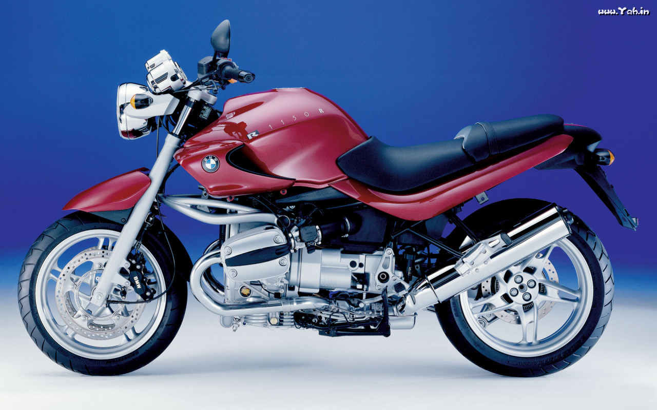 BMW R 1150 red