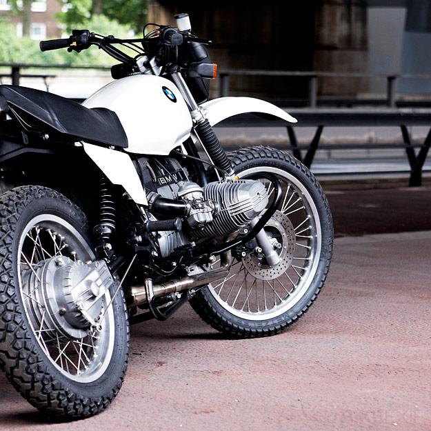 BMW R 80 black