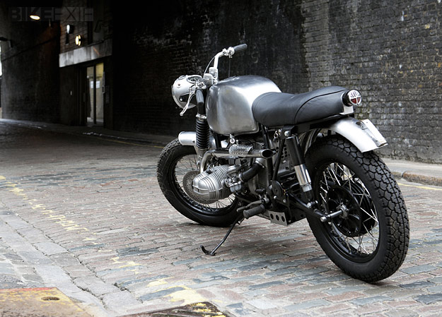 BMW R 80 brown
