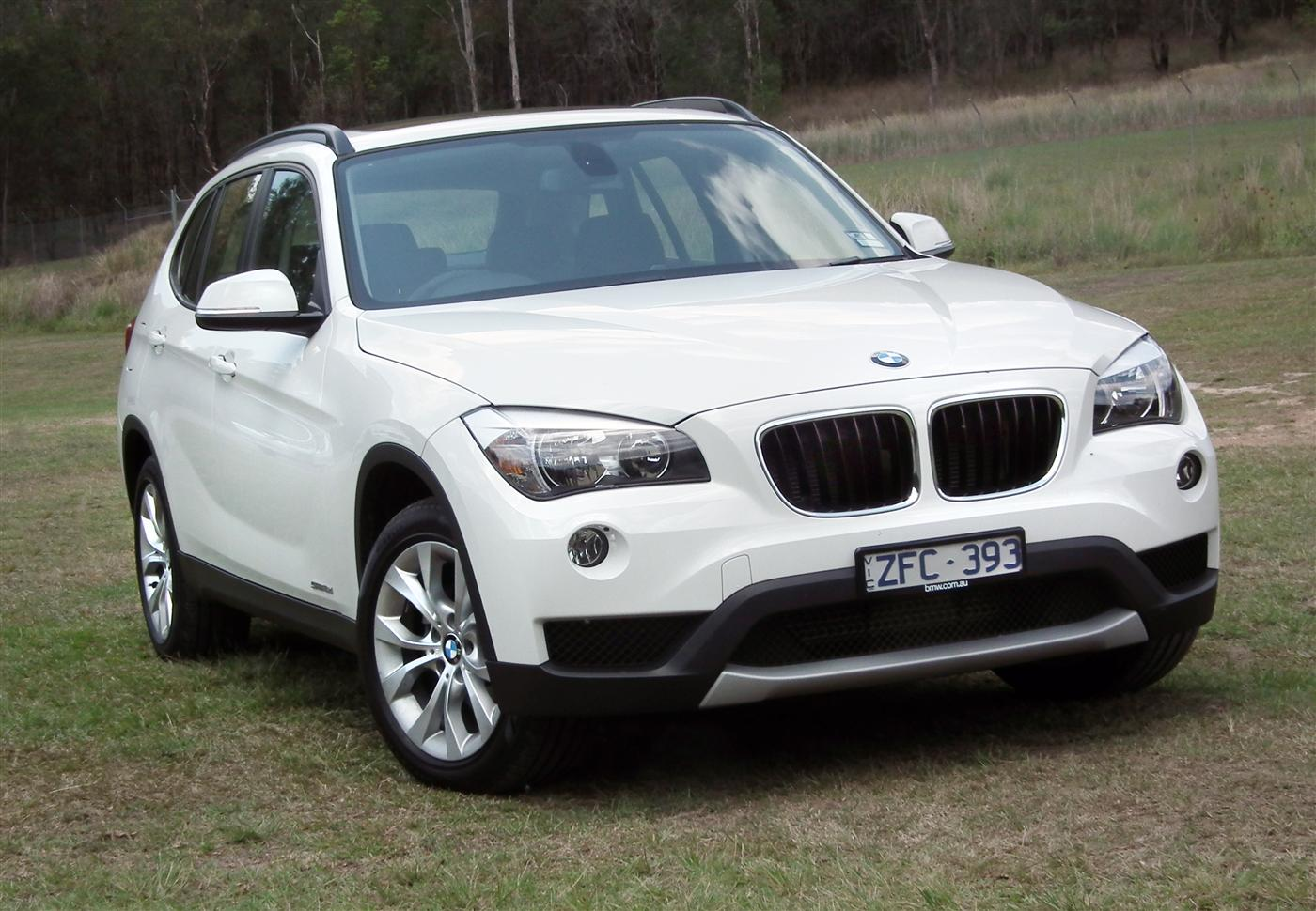 BMW X1 20D engine