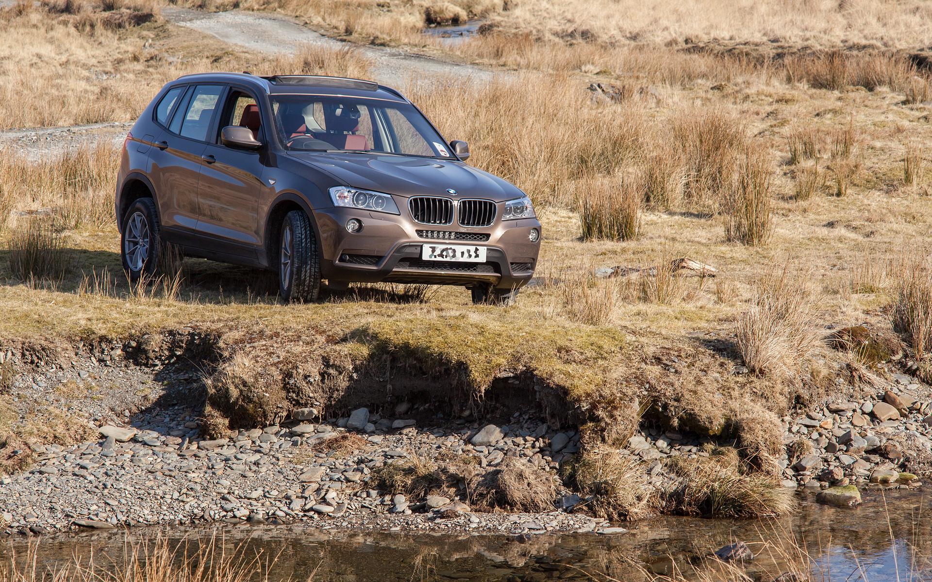 BMW X3 2.0D brown