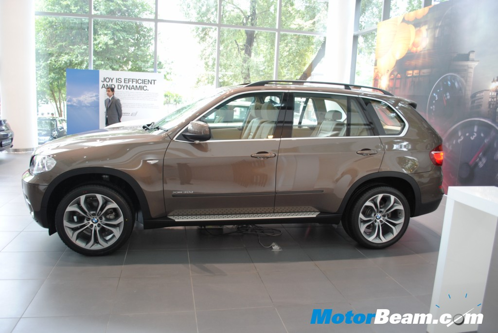 BMW X5 brown