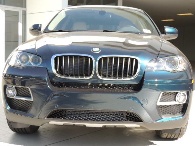 BMW X6 35I black