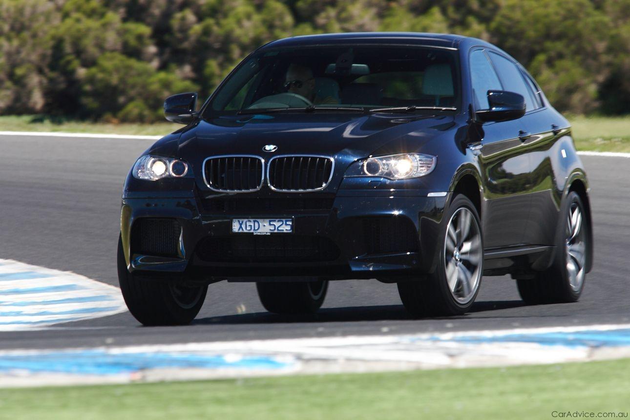 BMW X6 black