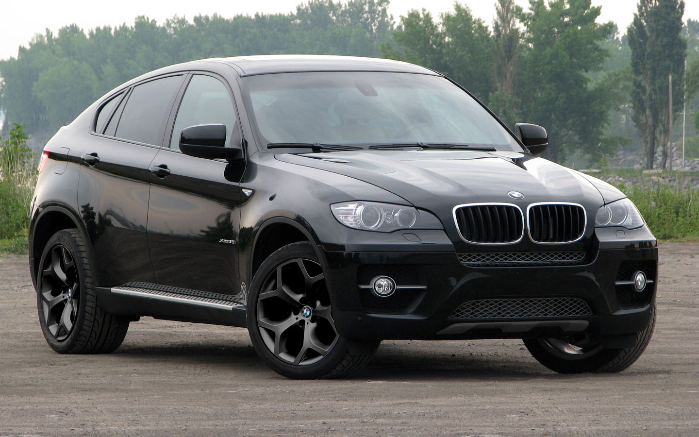 Bmw X6 Review And Photos