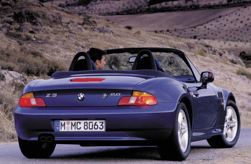 BMW Z3 1.8 brown