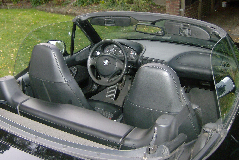 BMW Z3 1.8 interior