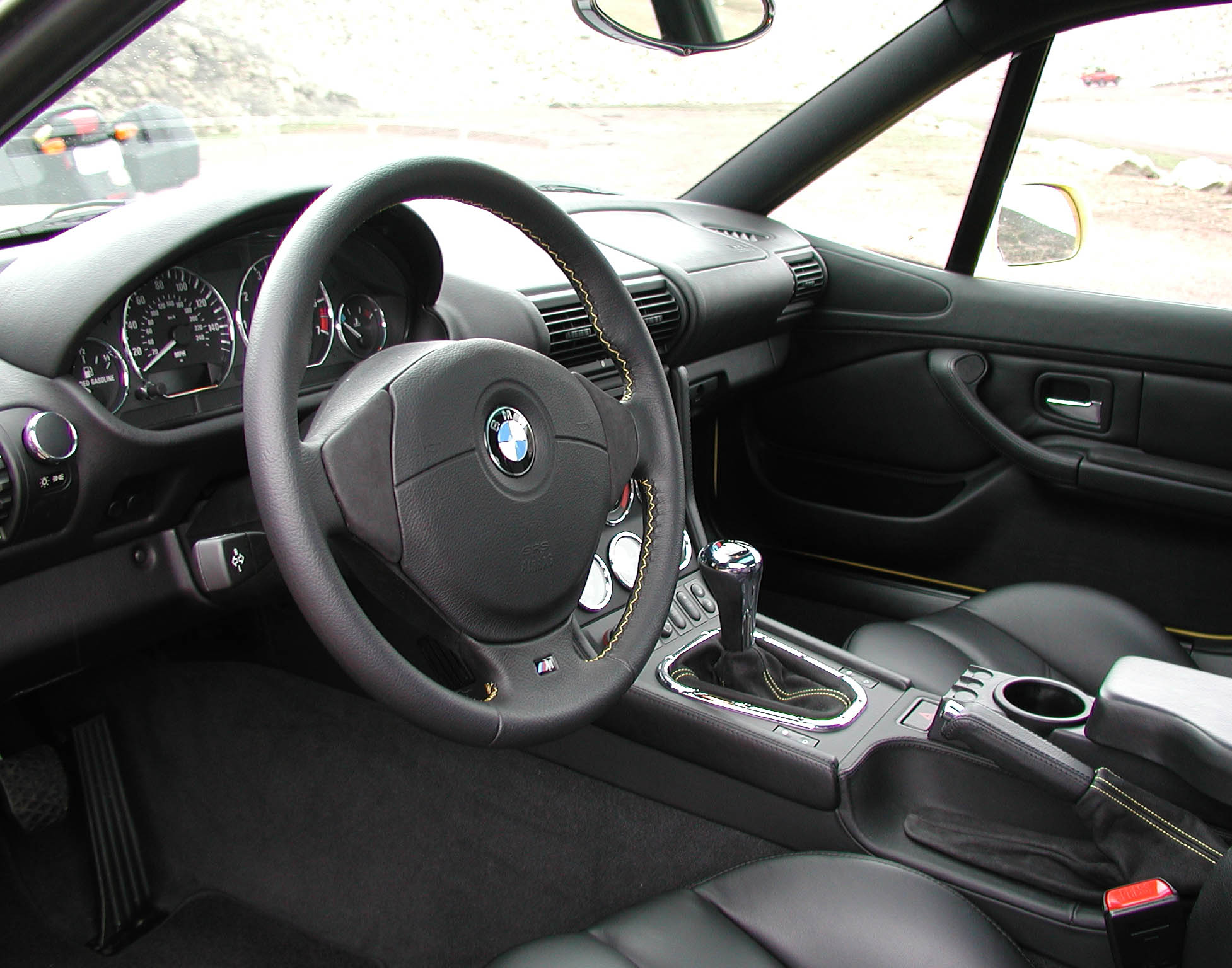bmw z3 interior black interior 1996 bmw z3