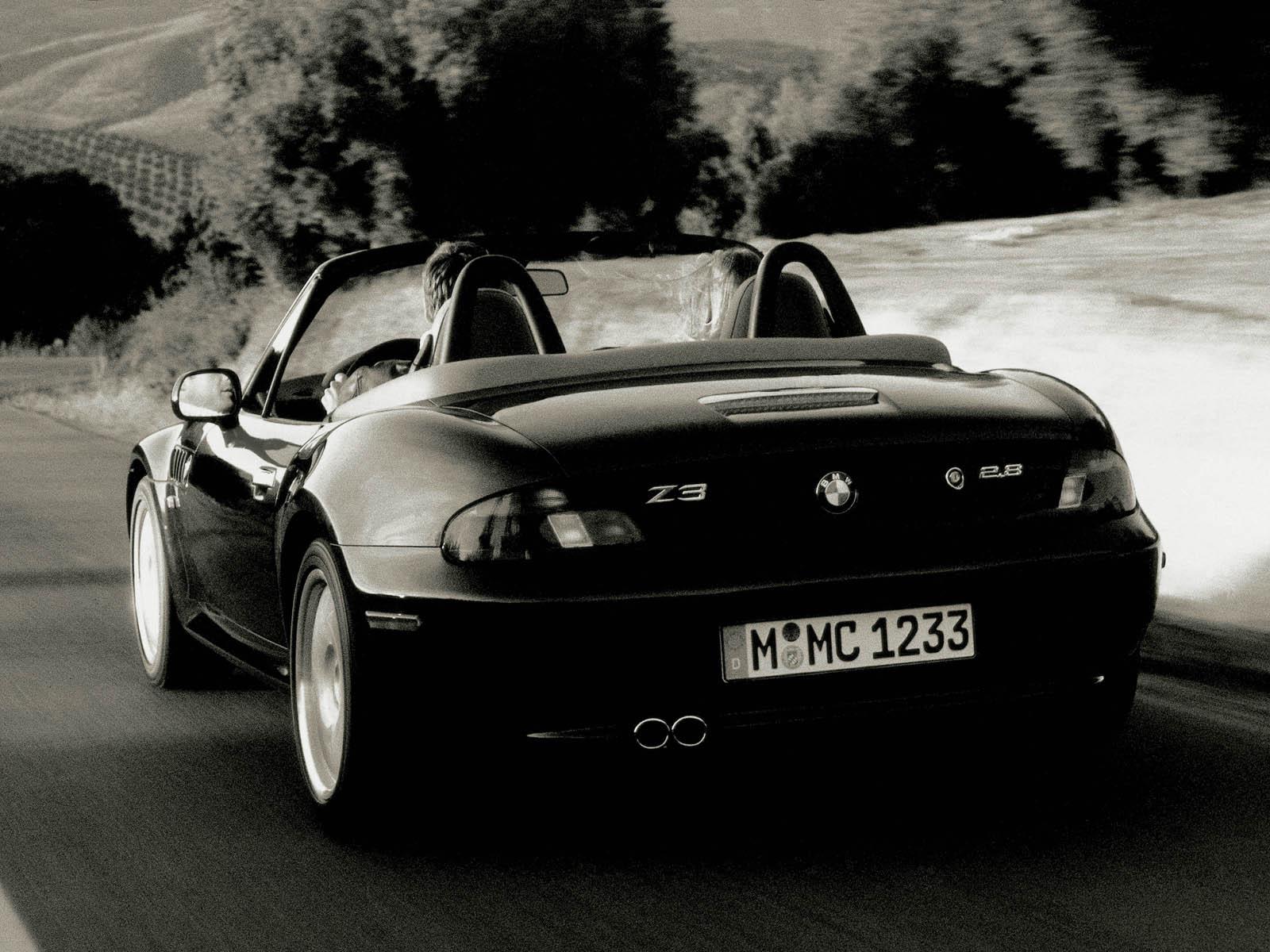 BMW Z3 white