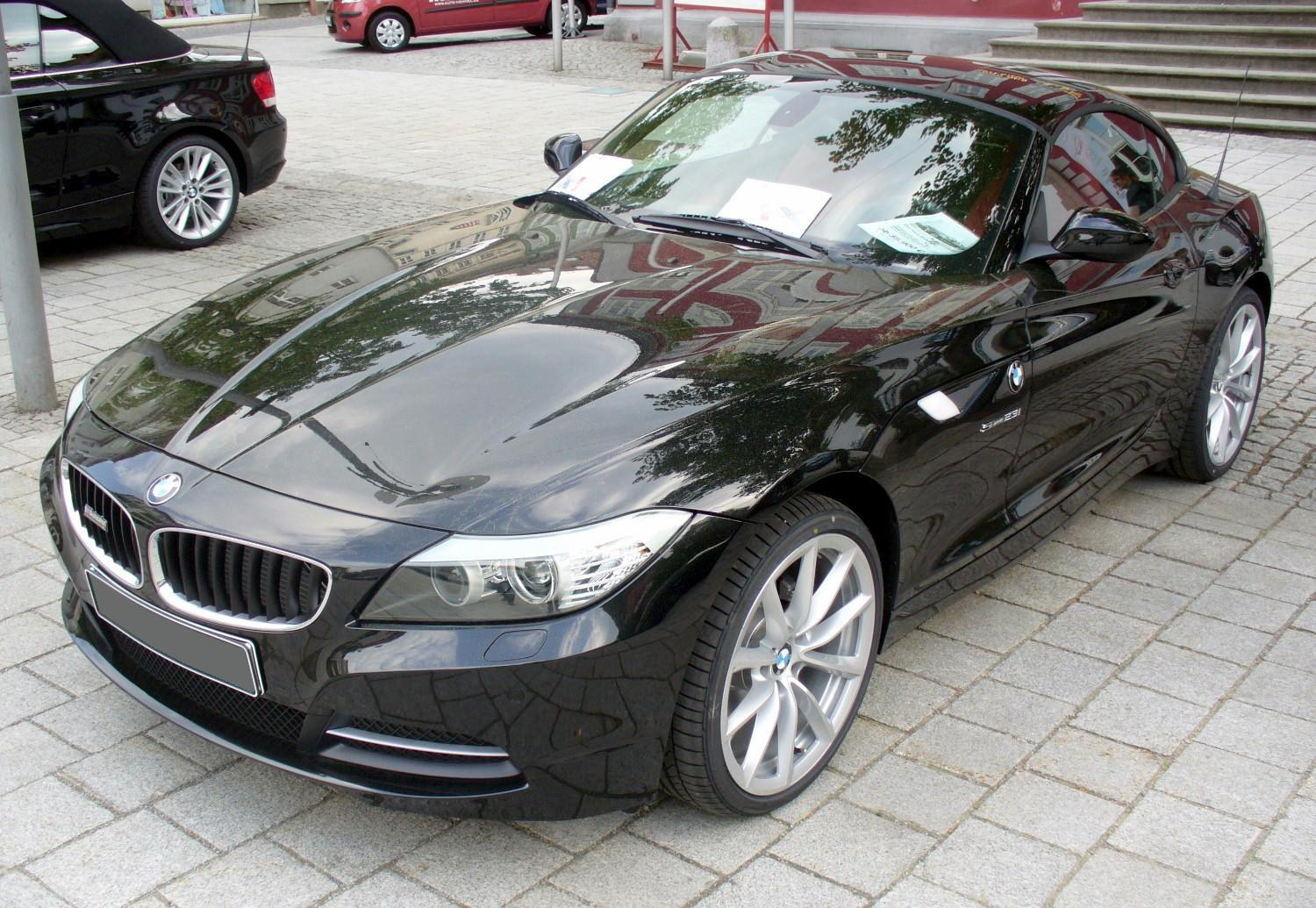 bmw z4 review and photos. Black Bedroom Furniture Sets. Home Design Ideas