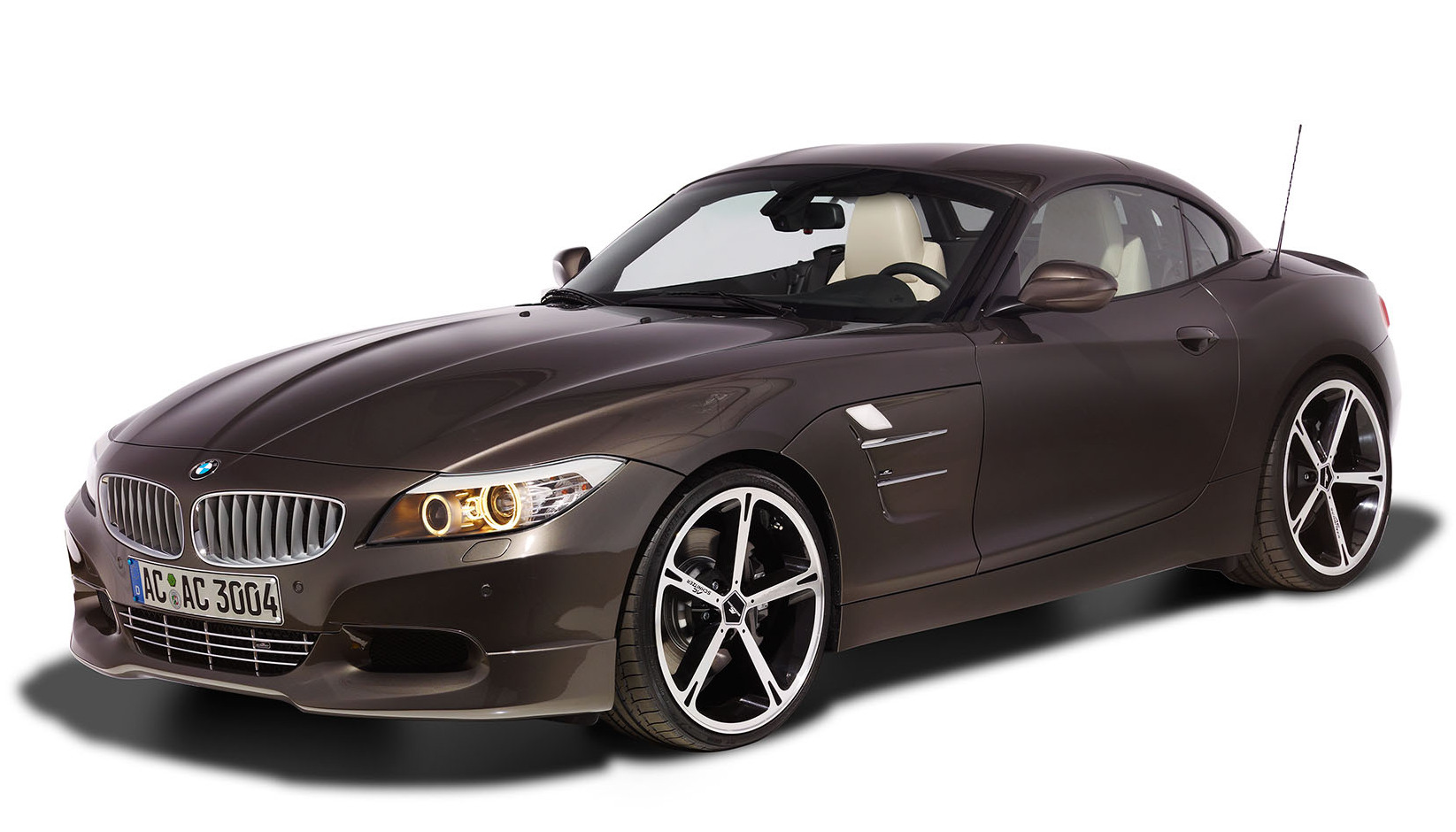 BMW Z4 brown